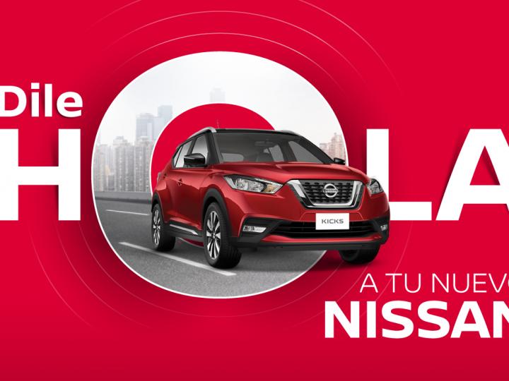 En noviembre, dile HOLA al Nissan de tus sueños